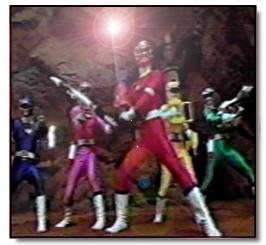 Turbo Rangers Group